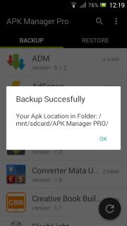 APK Manager Pro screenshot 6
