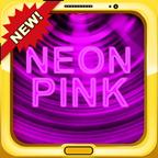 Neon Pink GO Keyboard