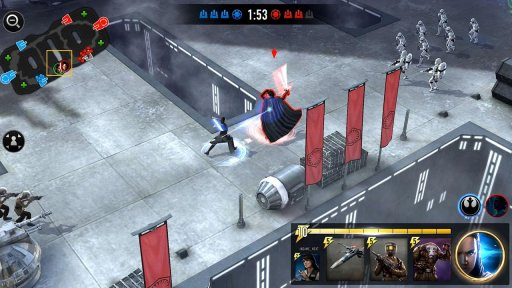 Star Wars™: Force Arena screenshot 2