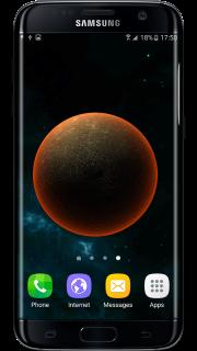 3D Solar System LWP screenshot 16