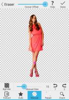 Background Eraser Screen