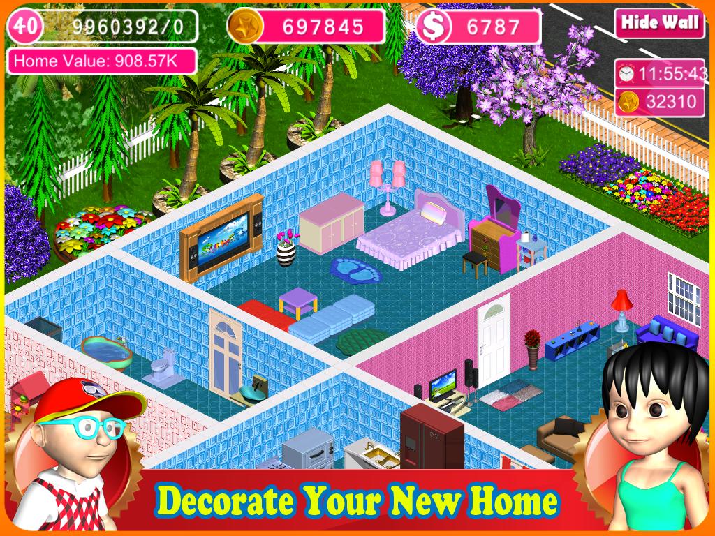 Home Design Dream House Captura De Tela 1 ... Part 63