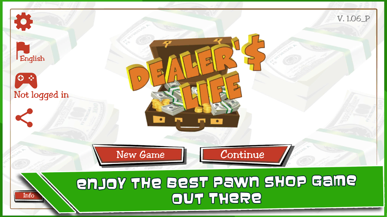 Dealer's Life - Pawn Shop Tycoon screenshot 1