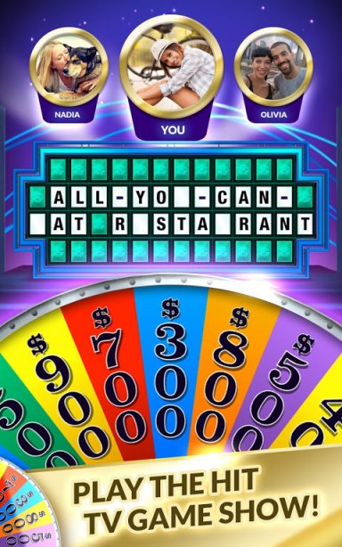 free wheel of fortune game online 2 player