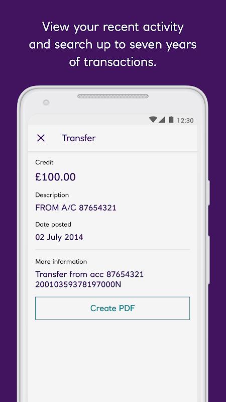 NatWest Mobile Banking screenshot 2