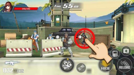 Over Touch : Gun Shooting screenshot 17