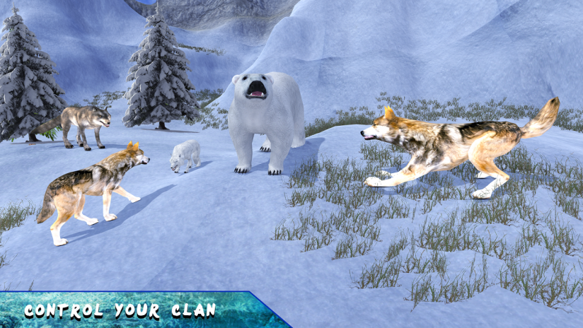 Ultimate Arctic Wolf Simulator 1 0 Download APK for Android