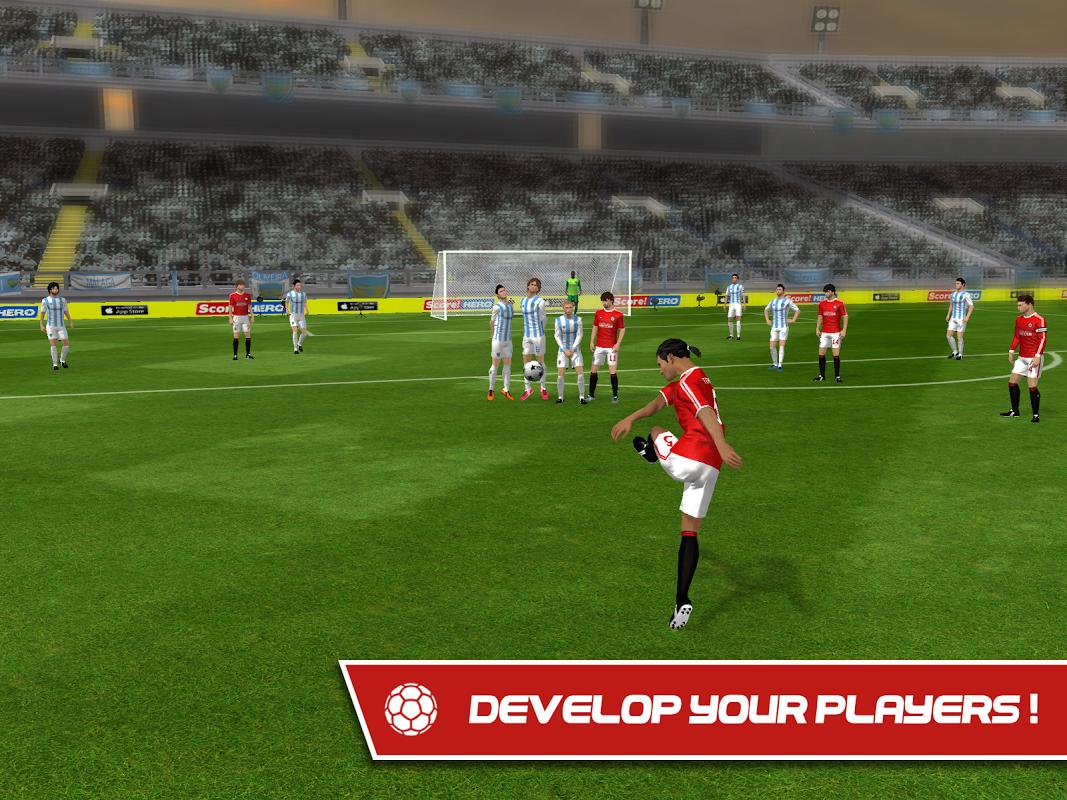 Dream League Soccer 2017 screenshot 8