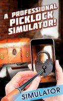 The Opener: Simulator Screen