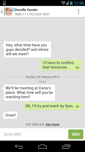 Talk.to Messenger Screenshot