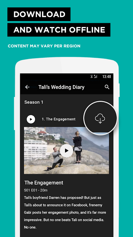 Showmax - Watch TV shows and movies screenshot 2