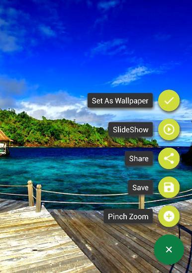 Tema Pemandangan Alam 1.0 Download APK for Android - Aptoide