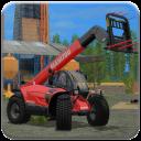 Dozer, Traktör, Forklift Tarım Simülatör Oyunu