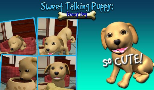 Sweet Talking Puppy Deluxe screenshot 1
