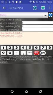 Chemical Data free screenshot 1