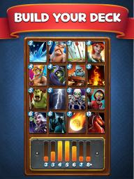 Castle Crush: Free Strategy Card Games screenshot 6