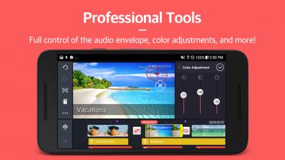 kinemaster pro video editor screenshot 4