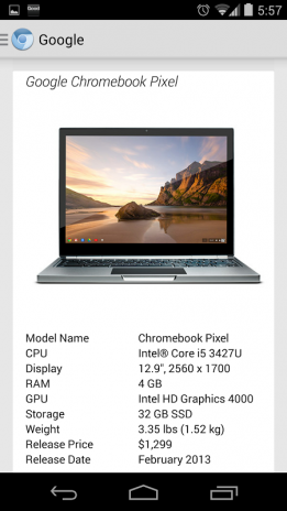 Chromebook 1 14 0330 Download APK for Android - Aptoide