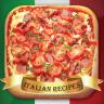 Italian Recipes Free App Icon