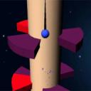 Helix to Jump Ball - ball rush slide