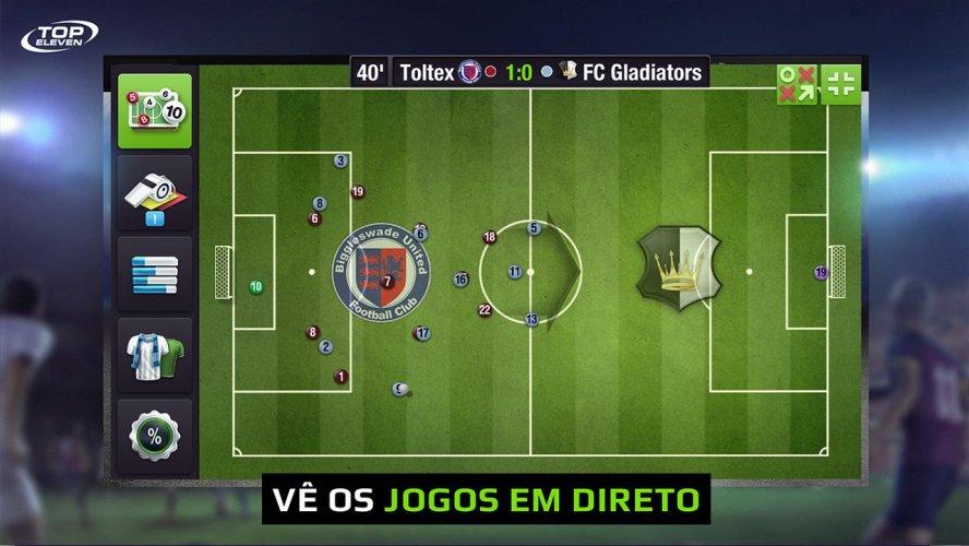 Top Eleven 2020 - Sê Um Treinador de Futebol screenshot 4
