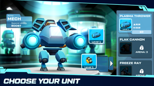 Monster Blasters screenshot 2