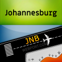 O.R. Tambo Airport (JNB) Info + Flight Tracker