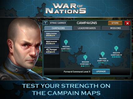 War of Nations: PvP Domination screenshot 11