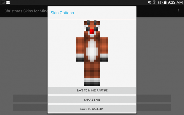 Skins For Minecraft Christmas Download APK For Android Aptoide - Skins para minecraft pe apk