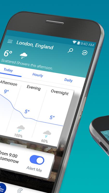 Weather: Forecast & Radar Maps screenshot 2