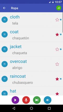 Resultado de imagen para Aprender inglés 9000 palabras android