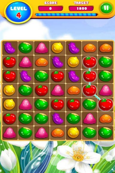 Fruit Mania Game Online