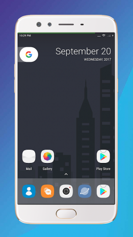 Launcher for OPPO F3 1 0 7 Download APK for Android - Aptoide