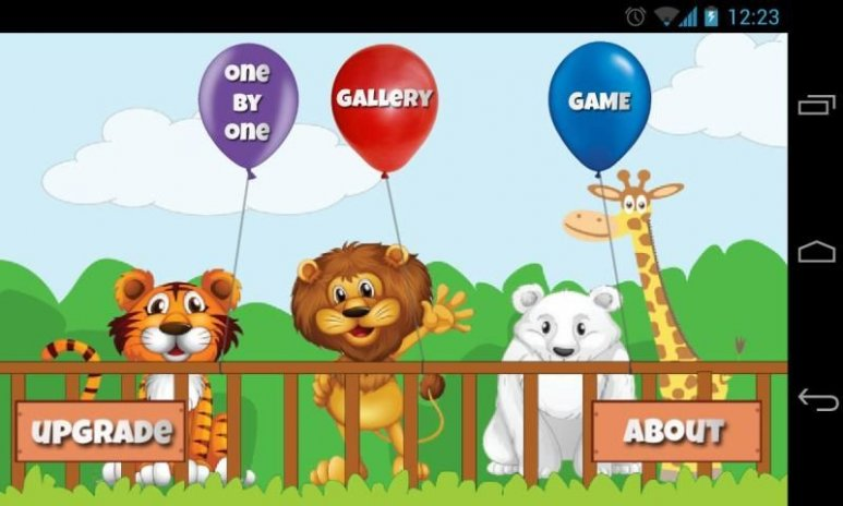 Animal Sounds: Play and Learn 2 3 Download APK for Android