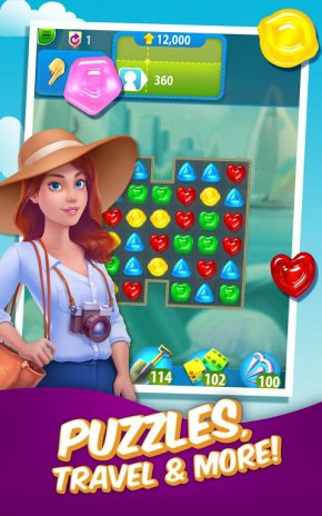 Gummy Drop! – Free Match 3 Puzzle Game 4 0 0 Download APK