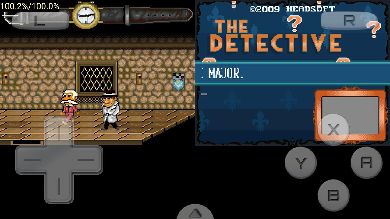 DraStic screenshot 1