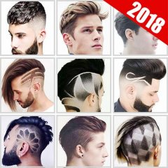 Boys Men Hairstyles And Hair Cuts 2018 1 7 Download Apk For Android