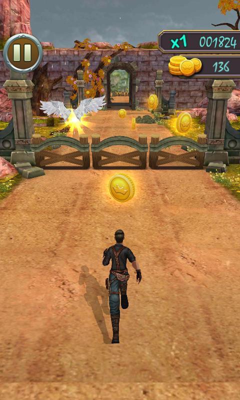 Temple Castle Run screenshot 2