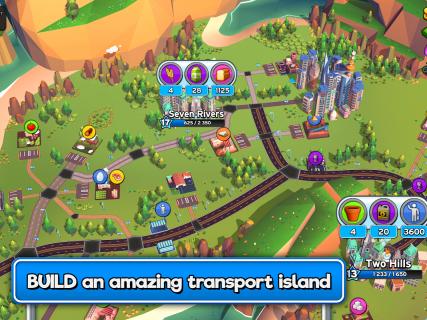 Transit King Tycoon  – Transport Empire Builder screenshot 6