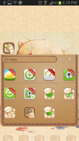 Bears in Love Go Launcher 1 0 Download APK for Android - Aptoide
