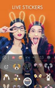 Sweet Snap - Beauty Selfie Camera & Face Filter screenshot 6