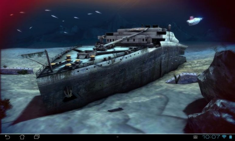 Titanic 3d Pro Live Wallpaper 10 Download Apk For Android Aptoide