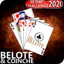 Free French Belote & Coinche - 30 days Challenge