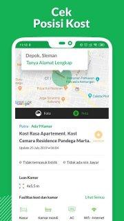 Mamikos - Cari kost Mudah, Langsung Hubungi Kost screenshot 1