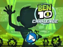 Ben 10 Challenge Screen
