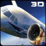 Extreme Airplane Crash Landing आइकॉन