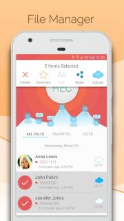 Automatic Call Recorder & Hide App Pro - callBOX screenshot 5