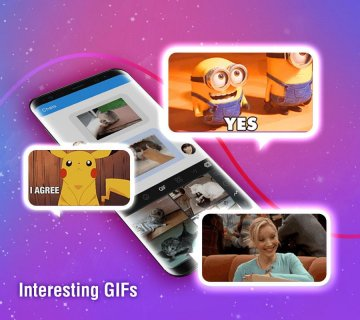 TouchPal Emoji Keyboard screenshot 8