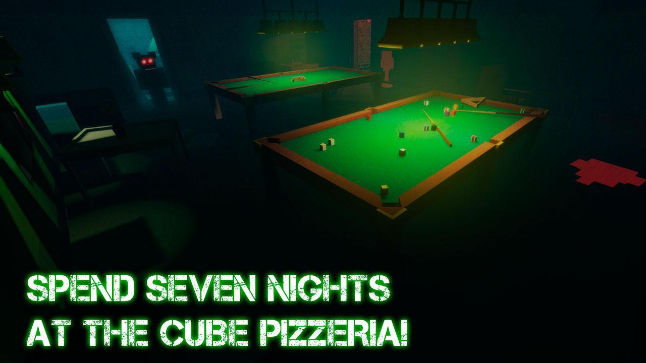 Nights at Cube Pizzeria 3D – 4 screenshot 2