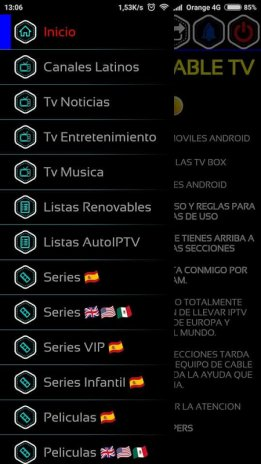Cable Tv 1 1 Download APK for Android - Aptoide